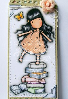 My blog is a place to share my love of paper crafts especially Magnolia stamps & whimsical images
