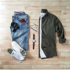 Outfit by: @silverfox_collective ______________ @thenortherngent for more outfits. #SHARPGRIDS to be featured. ______________ Shirt: @asos_man Pants: @abovethefrayco Shoes: @adidasoriginals ______________ #outfitgrids #gqstyle #styleformen #ootd #lookbook #flatlay #flatlays #outfitgrid #falloutfits #adidas #stansmiths #stansmith #stansmithadidas #ootdmen #outfitinspo #outfitideas #mensshoes #menswear - Men's #Fashion Trends and Latest Styles - Celebrities and Popular Culture - #Shopping…