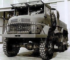 "Plano Brasil – Made in Brazil: Mercedes Benz/Engesa LG-1519 6×6 ""MAMUTE"" Plano Brasil"