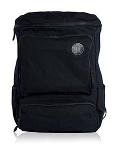 Nike Hurley Mochila Stacked Bag (Negro)