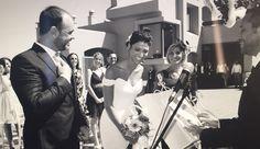 Dicen que una imagen vale más que mil palabras. Amor del bueno, es el que se respiraba en la #bodaLOVE de S+E y es que solo se miraban y la magia lo invadía todo.  #love #amor #happy #feliz #inlove #wedding #weddingplanner #destinationwedding #chalkboard #destinationweddingplanner #travelgram #boda #bodasbonitas #bodasunicas #deco #decor #bn #ceremonia #siquiero #Cádiz #Italia #Cádizsiquiero #inspiration #candybar #chocolate