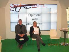 Presentation of mantova2019 at the Borsa Internazionale del Turismo (BIT) in Milan, February 2013