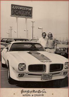 1973 Pontiac Trans Am Super Duty Pontiac Dealership Photos