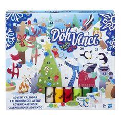 Doh Vinci DohVinci Advent Calendar | Debenhams