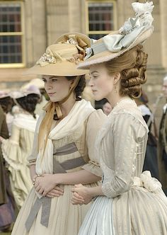 mademoisellelapiquante:  Keira Knightley in The Duchess - 2008