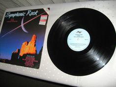 Vienna Symphony Orchestra - Symphonic Rock GER 1987 Lp nm more mint