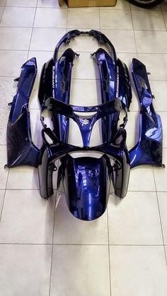 Suzuki Burgman 400 carenatura