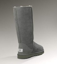 Ugg Tall Classic 5815 Grey Boots : Ugg Boots,Ugg Boots Outlet. Some less than $100 OMG! Holy cow, I am gonna love this site!