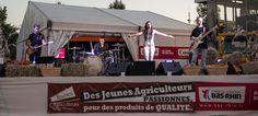 Concert de Jewly avec le Conseil Général du Bas-Rhin à la Foire Européenne © Denis Guichot / CG67
