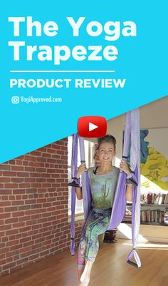 Product Review: Yoga Body Naturals Yoga Trapeze