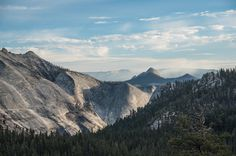 Tioga Road - Yosemite National Park [OC] [2254 x 1496]