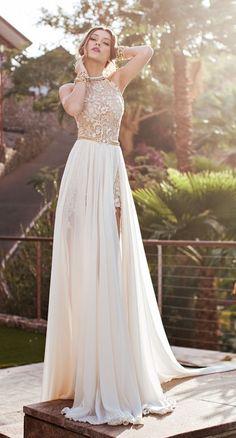 Beach Wedding Dresses with Charm - MODwedding