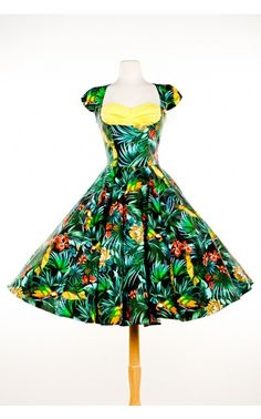 Ladies hawaiian Butterfly Dress pink Sunset Floral Luau Party ...