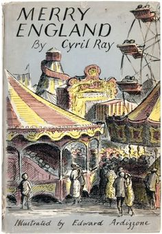 Merry England with illustrations by Edward Ardizzone.