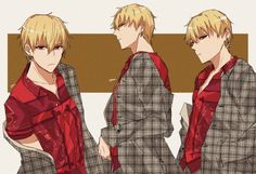 Gilgamesh Fate, Fate Servants, Fate Anime Series, Fate Zero, Boy Art, Fate Stay Night, Anime Guys, Type Moon, Anime Art