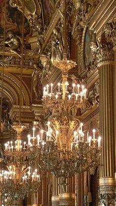 Opéra, Palais Garnier - Grand Foyer