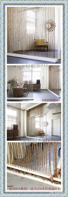 cortinas/muro