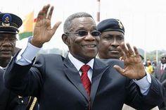 Fallece el presidente de Ghana | Info7 | Internacional