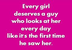 That's one of the many reasons why I Iove my hubby so much!