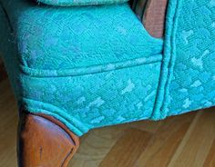 how to make double welt cording for upholstering furniture