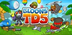 Bloons TD 5 v2.15 Apk+Obb For Android
