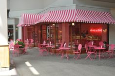 Burke and Bailey's Ice Cream Shop Set by NAYTHON VANE, via Flickr