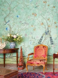 Chinoiserie+-+de+Gournay+Chinoiserie+Collection