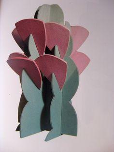 milkfloat:    Futurist Flowers by Giacomo Balla