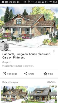 drive through carport - House Plans Drive Through Carport