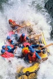 Did this, scared the crap out of me, but survived with great a great story to tell. White water rafting  in New Gulley River West Virginia