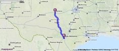 Driving Directions from Abilene, Texas to San Antonio, Texas | MapQuest