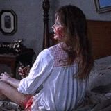 Exorcist Movie, The Exorcist 1973, Linda Blair, Scary Halloween Costumes, Afraid Of The Dark, Horror Movies, Creepy, Photo Galleries, Uni
