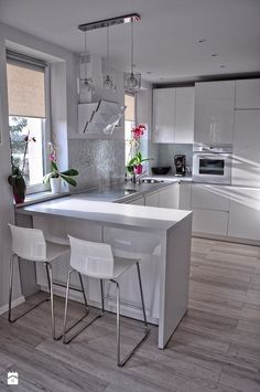 kitchen breakfast bar contemporary kitchen ideas kitchen photo rh pinterest com