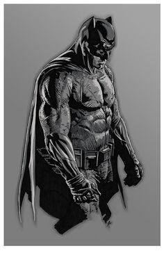 Batfleck! byKito Young