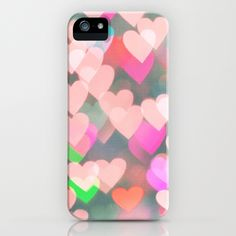 Falling in LOVE... iPhone Case by Lisa Argyropoulos