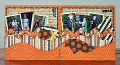 halloween layout - Trick Or Treating