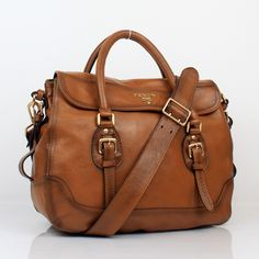 Leather bags on Pinterest | Italian Leather Handbags, Prada Outlet ...
