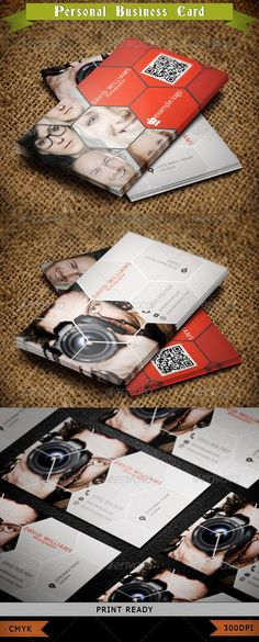 Photographer Business Card 01