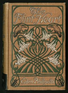 The Flint Heart: A Fairy Story. Eden Phillpotts. Illustrated by Charles Folkard.  E. P. Dutton, 1910.