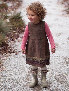 Ravelry: Winter Garden Jumper pattern by Sarah Pope