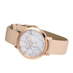 The Christian Paul Watch Bondi Marble 35mm is in the Top 10 of the best-selling wristwatches at 101.Watch Store. This perfect women's timepiece is ready for everyday wear and features a Rose Gold case