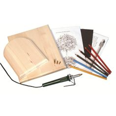 Deluxe Woodburning Kit | Walnut Hollow - Craft