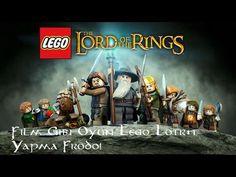 Film Gibi Oyun Lego Lotr#2 Yapma Frodo!