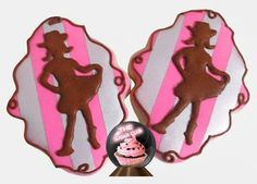 Cowgirl Cookies Cowgirl Theme Cowgirl Birthday by TheSugarClub
