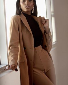 Discover recipes, home ideas, style inspiration and other ideas to try. Business Casual Outfits, Professional Outfits, Business Fashion, Look Fashion, Korean Fashion, Fashion Outfits, Fashion Fall, Classic Outfits, Stylish Outfits