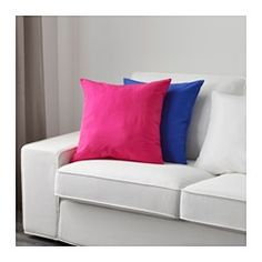 IKEA - ULLKAKTUS, Cushion, , Soft, resilient polyester filling holds its shape and gives your body soft support.