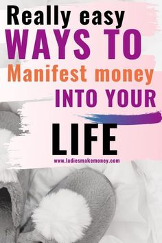 Today we are looking at all the different ways you can attract money into your life. We have amazing tips to attract money and wealth into your life #manifestingmoney Earn Money From Home, Make Money Fast, Make Money Blogging, Money Tips, Money Saving Tips, Make Money Online, Online Work From Home, Work From Home Moms, Working Mom Tips