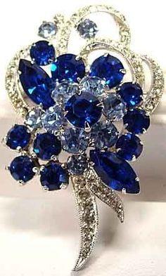 Vintage Eisenberg - Past and Present Jewelry