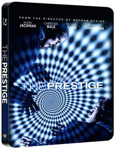 Le prestige en blu-ray métal édition limitée