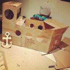 cardboard+box+boat+toy+kids.jpg (612×612)